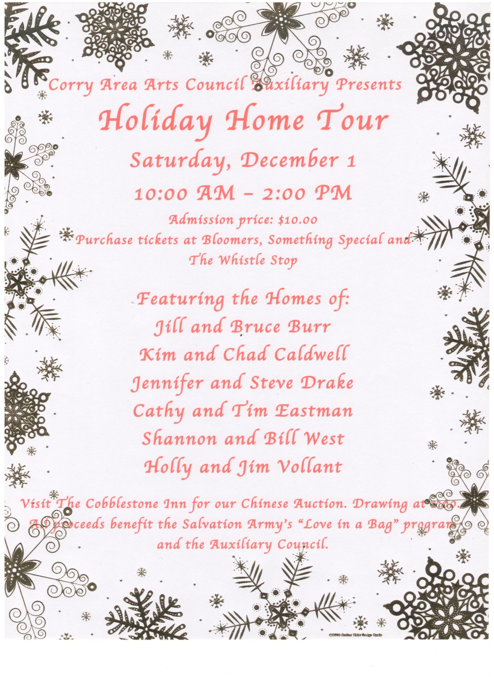 Holiday Home Tour 2018